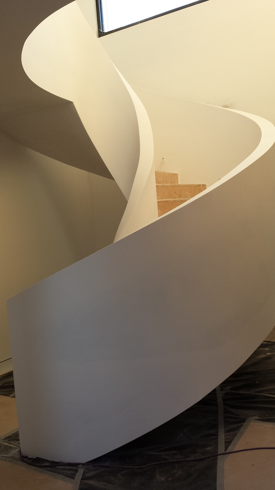 Geometric Stairs Geometric Staircase Melbourne