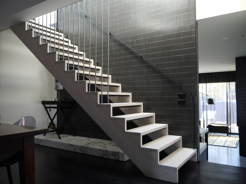 Open Staircase Floating Staircase Eric Jones Stairs