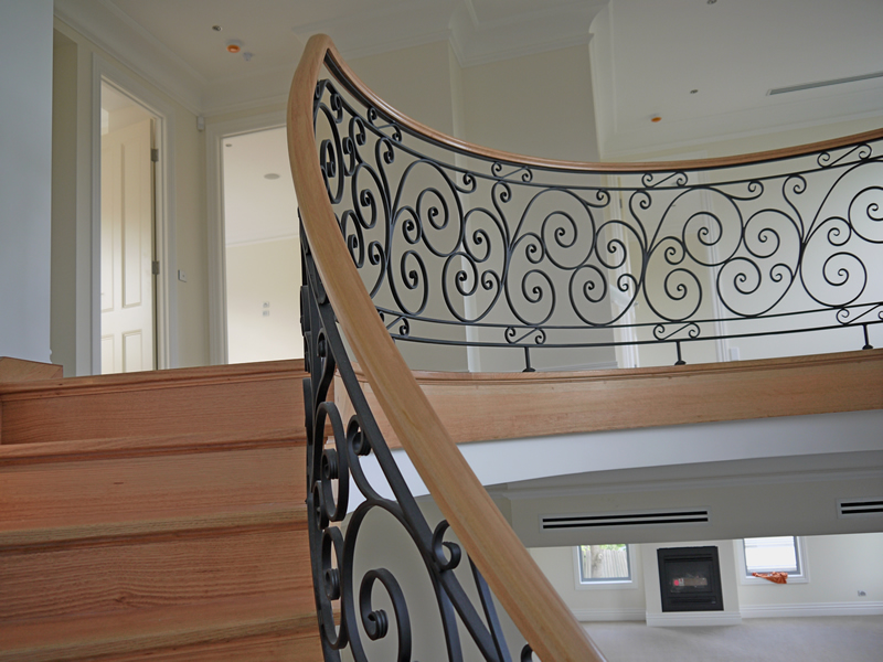 Residential Curved as well Arrowmetal besides Residential Straight also Steel Balustrade besides Patras. on modern residential stairs